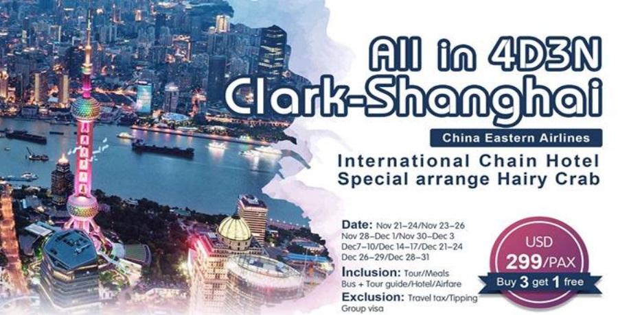 Clark-Shanghai