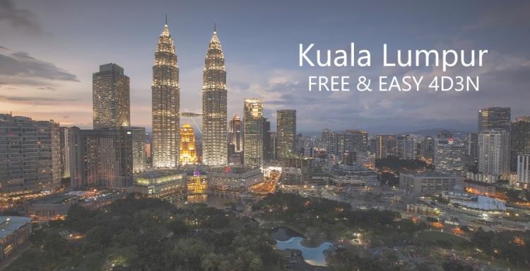Kuala Lumpur 4d3n