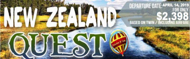 New Zealand Quest 2019
